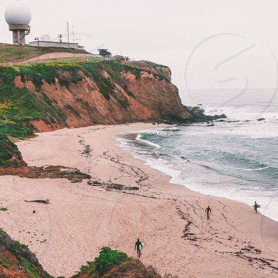 Half Moon Bay CA photo