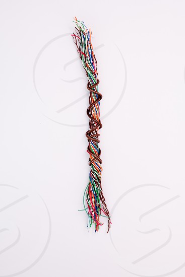 Bundle of Wires photo