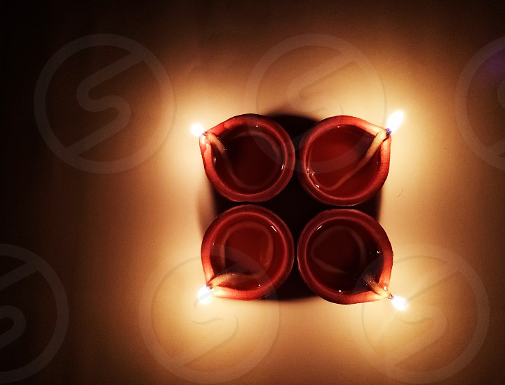 Diwali Festival of Indian Culture lights hope and prosperity in life photo