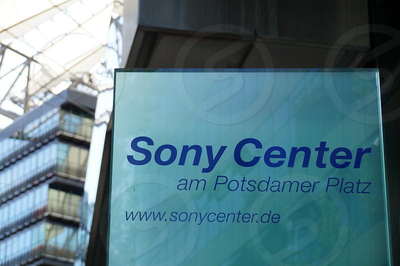 Sony Center - Berlin Germany photo