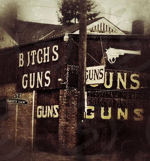 Old Gun Shop photo