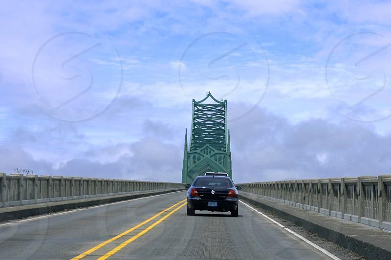 Crossing the Bridge photo