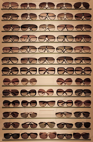 Sunglasses Retail Choices Store photo
