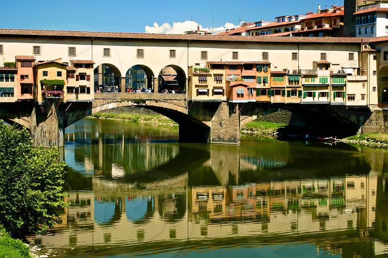 Living on a bridge photo