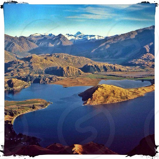 Lake Wanaka New Zealand photo