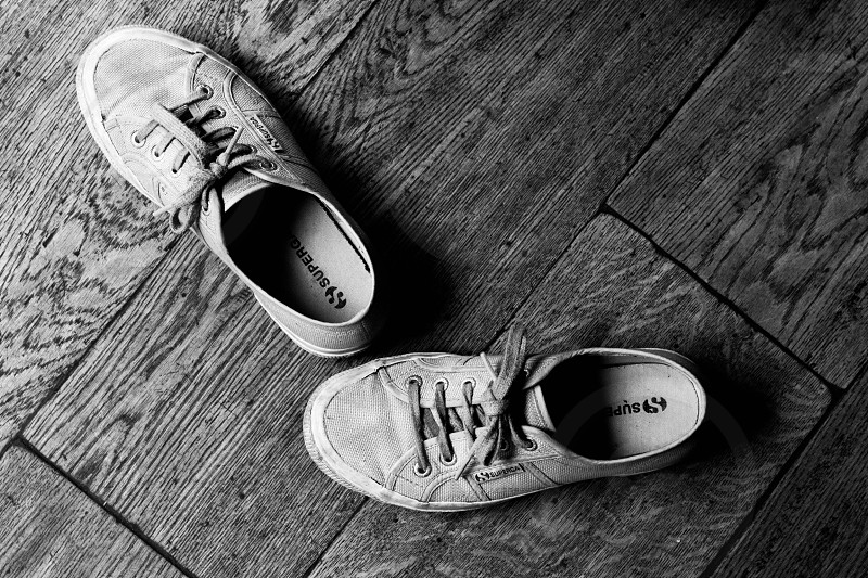 Sneakers trainers running shoes photo