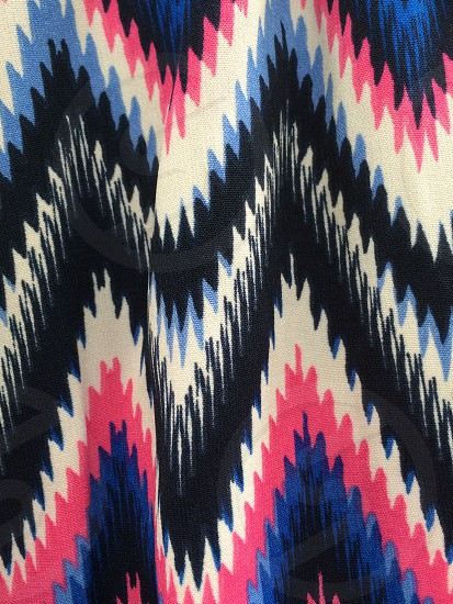 chevron pattern photo