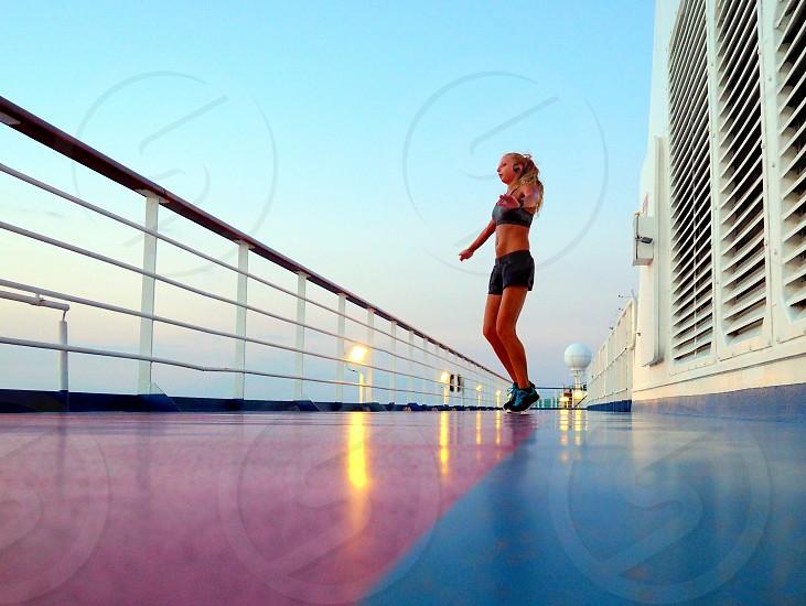 Jogger photo