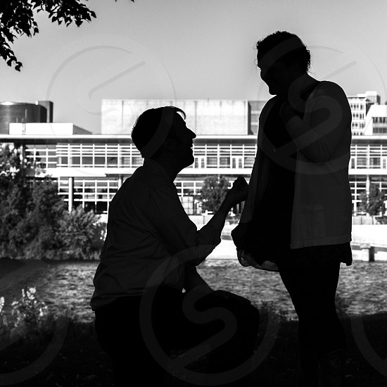 Will you marry me? photo
