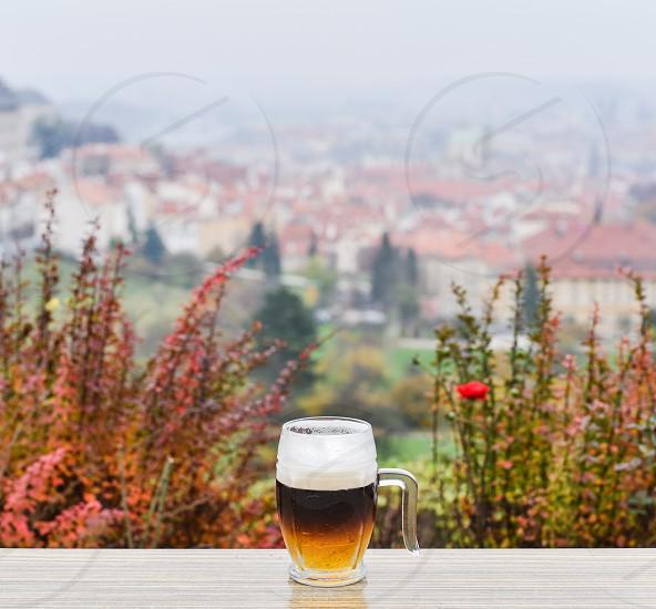 beer europe Czech Republic prague pint travel photo