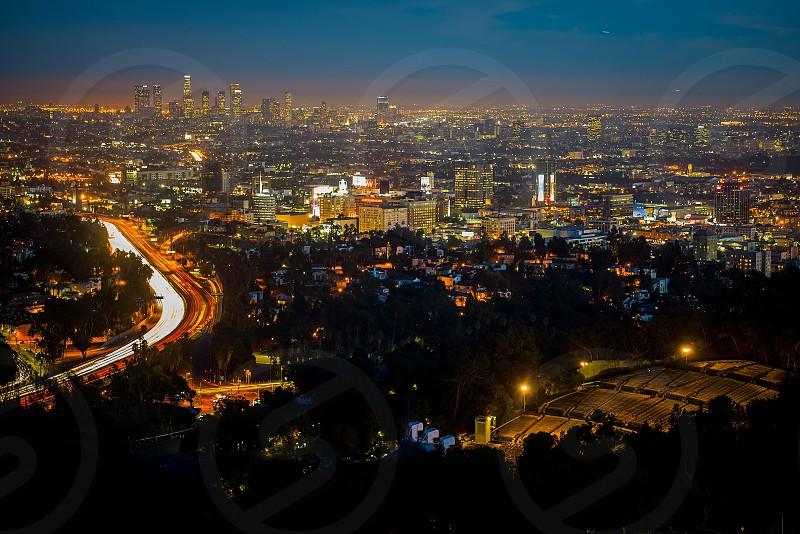 city night view photo