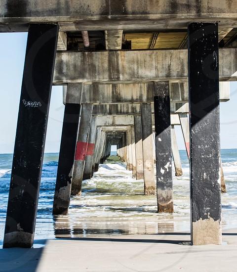 Jacksonville Beach Pier photo