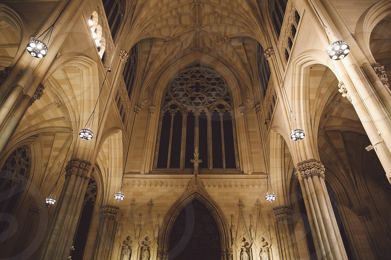 St. Patrick's Cathedral - New York photo