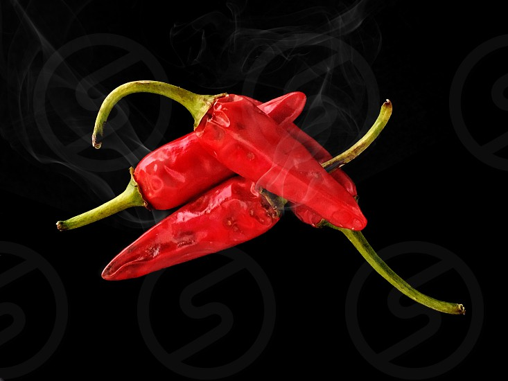 chilli paprika food seasoning taste hot pepper chilli pepper red cuisine spicy fresh natural nature biological agriculture photo