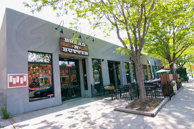 Bread n Butter. Denver Restaurant. Exterior photo