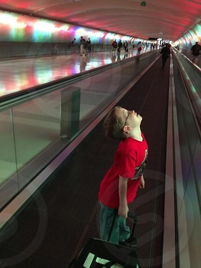 Detroit airport  photo