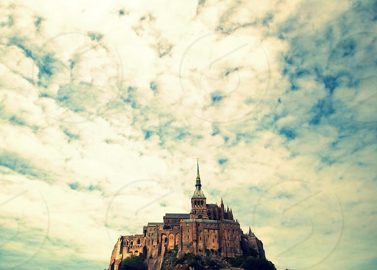 Mont Saint-Michel France photo