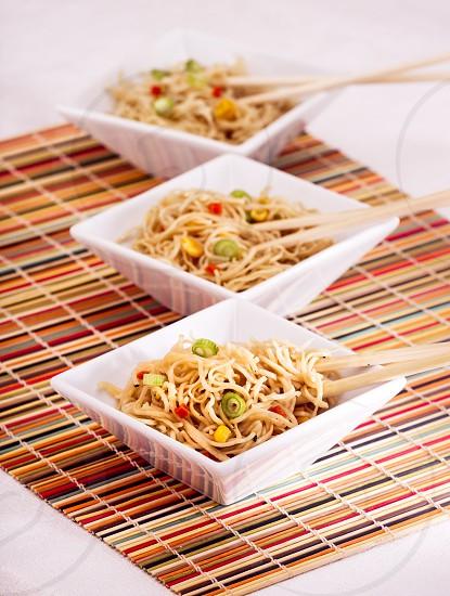 Ramen Noodles photo