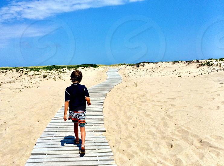 Chappaquiddick- Cape Poge Beach  photo