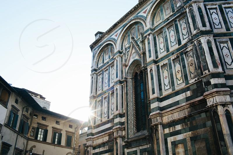 The Duomo - Florence Italy photo