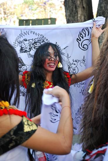 Bali creative art festival photo