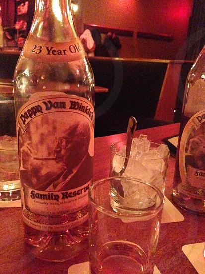 Pappy Van Winkle Bourbon Duel  photo