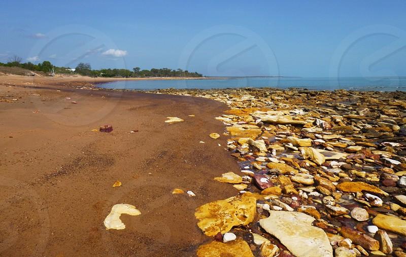 Wagait Beach Cox Peninsula Northern Territory Australia photo