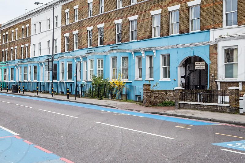 Battersea Park Road Battersea London photo