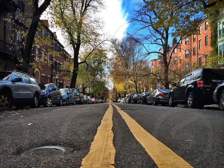 Beacon Hill Boston.  photo