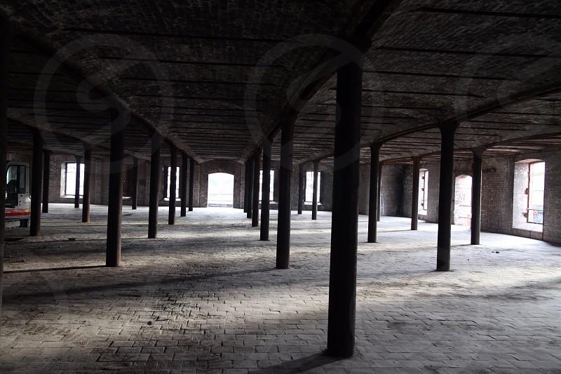 The columns  photo