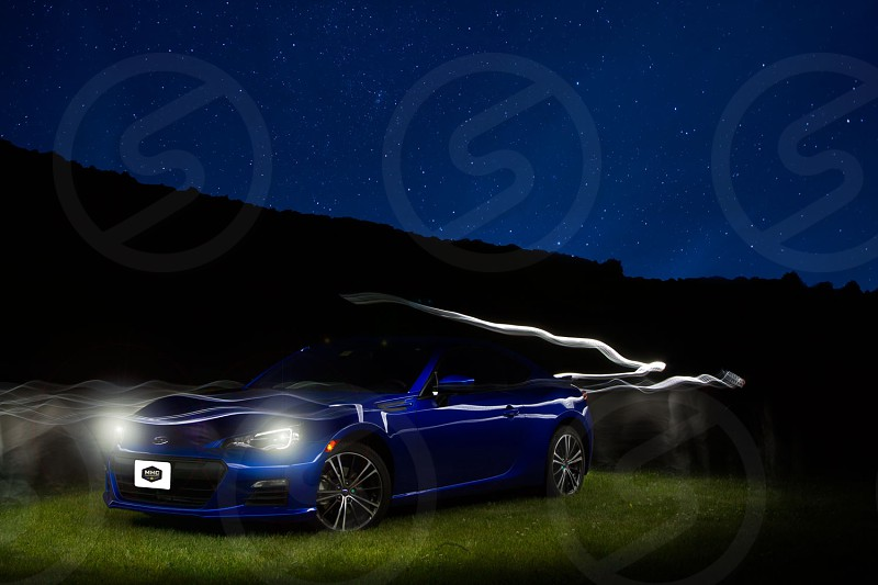 What a wonderful night for a drive... photo