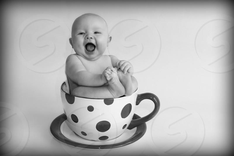 Cup of tea. photo
