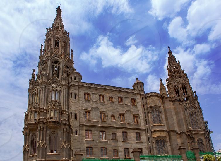 Arucas Gran Canaria San Juan Cathedral Sant John at Canary Islands photo