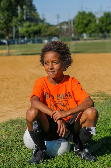 Soccer Portrait photo