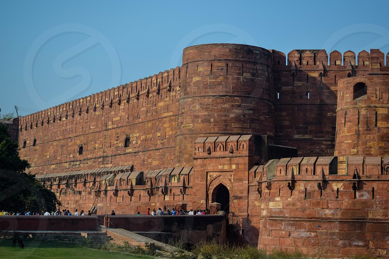 Agra Fort photo