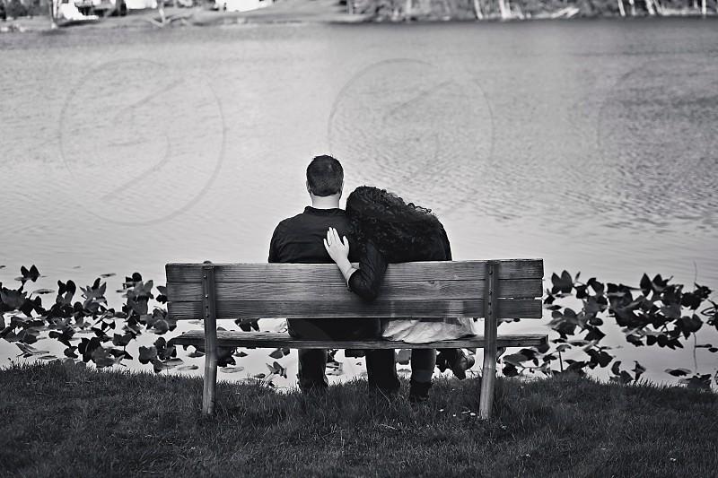 Allston & Kasey engagement photo