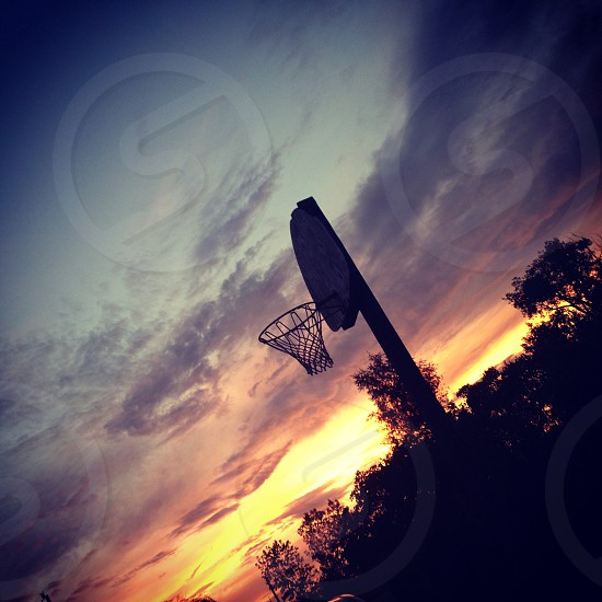 #basketball #sports #sunset #family #freedom #beauty #summer photo
