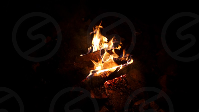 Camp Fire photo