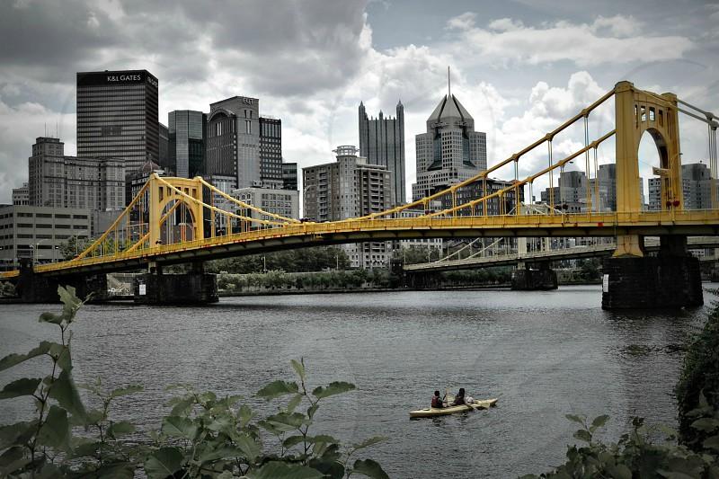 Pittsburgh Bridge photo