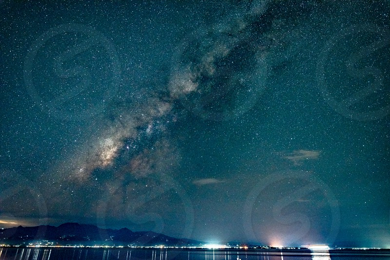 Milky Way at Santander Cebu photo