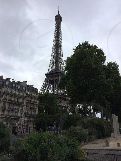 The Eiffel Tour Paris France  photo