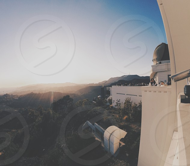 Griffith Observatory - Los Angeles   photo