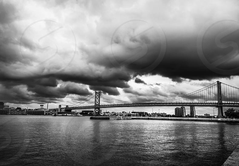 Ben Franklin Bridge Philadelphia photo