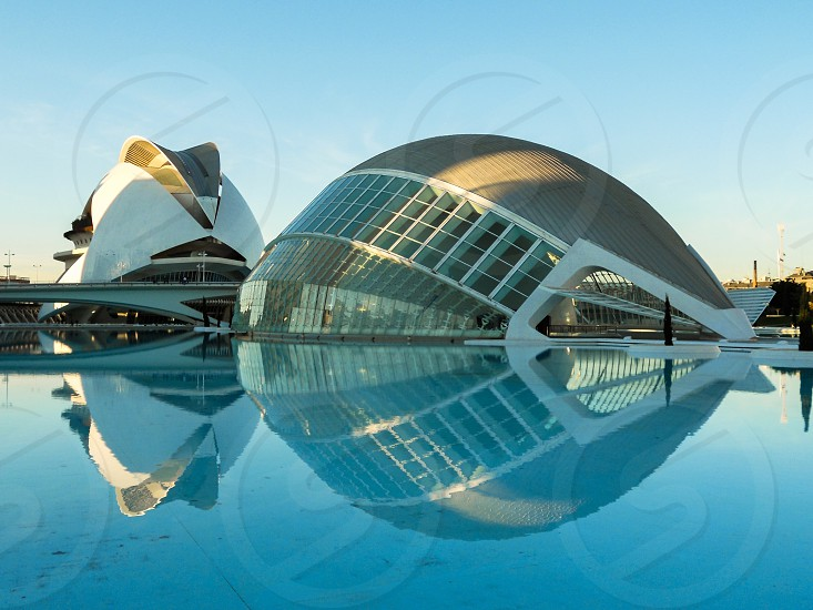 city of arts and sciences building photo