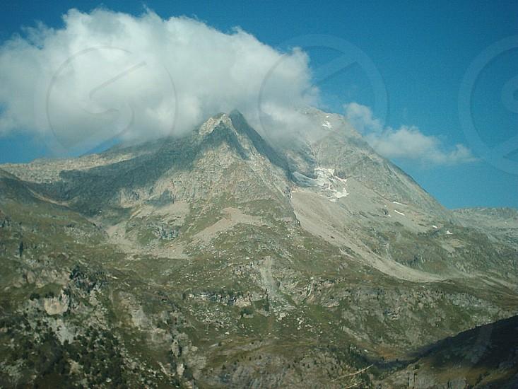 france alps photo