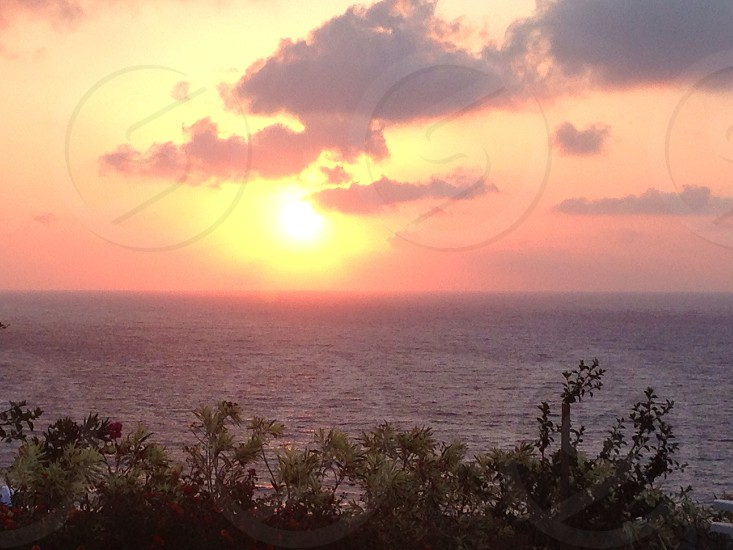 Cyprus Sunset photo