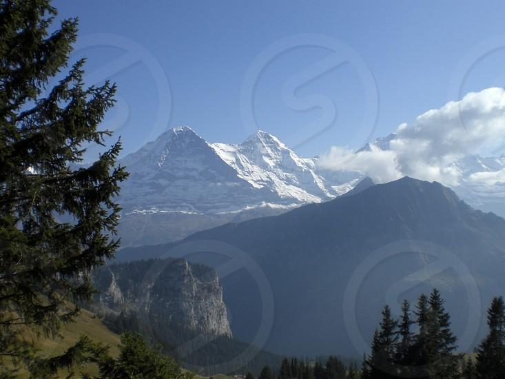 Eiger Grindelwald Switzerland photo