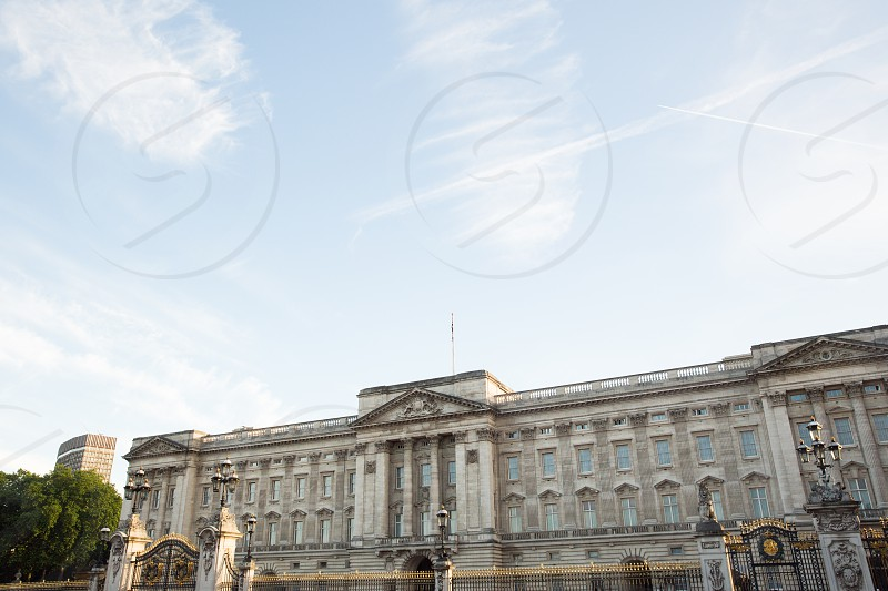Buckingham Palace London England photo