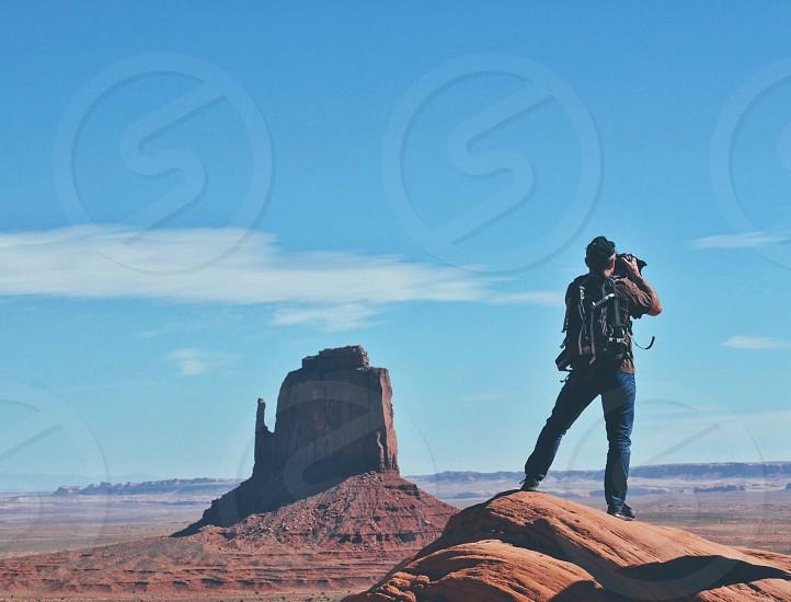 Monument Valley; Utah photo