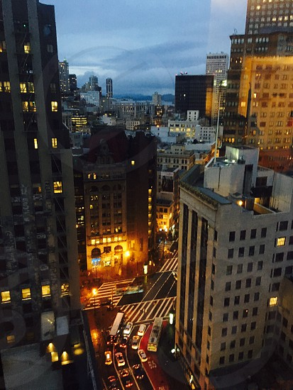 San Francisco.Rooftop View.CitybytheBay photo